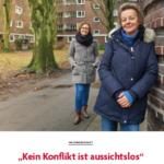 """Nachbarschaftszirkel in """"Bei uns"""""""