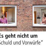 """Nachbarschaftszirkel  im VNW-Magazin """"Wohnen im Norden"""""""
